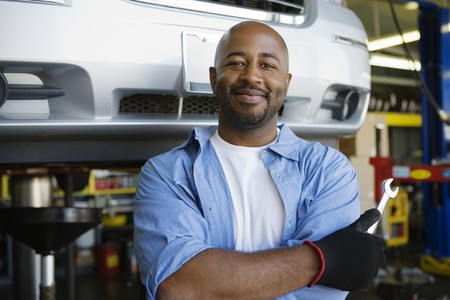 Auto Mechanic Stock Photo - 12592673