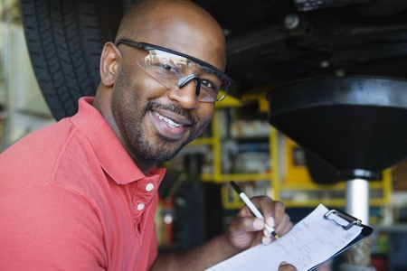 Auto Mechanic Stock Photo - 12592675