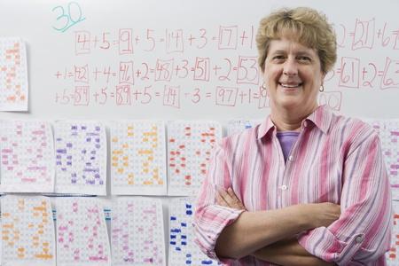 late fifties: Elementary Teacher