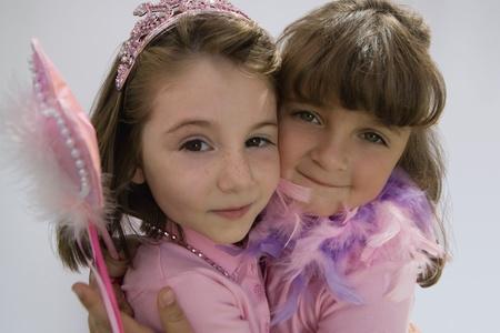 fond of children: Little Princesses