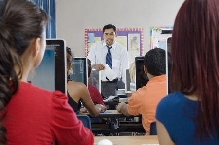 Modern Classroom Stock Photo - 12736718