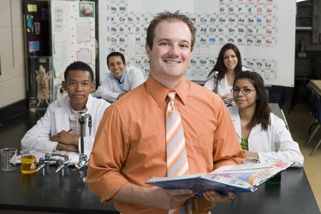 理科の先生