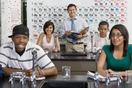 理科の授業