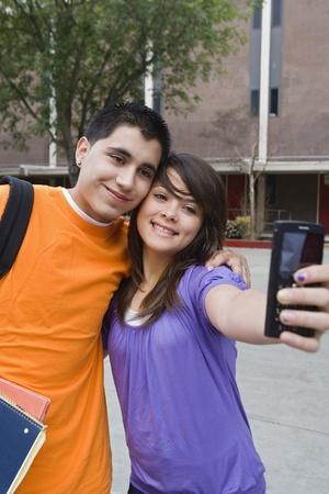 teenaged boys: High School Students LANG_EVOIMAGES