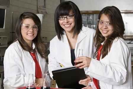 age 16 17 years: High School Science Students LANG_EVOIMAGES