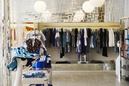 tienda de ropa: Tienda de ropa