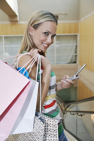 age 35 40 years: Shopper Text Messaging