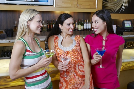 mingle: Friends at a Bar