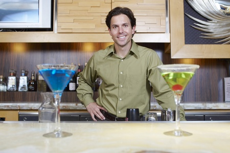 Bartender Stock Photo - 12737028
