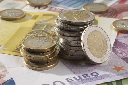 Euros Stock Photo - 12737118