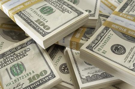 ganancias: Pila de divisas EE.UU. LANG_EVOIMAGES