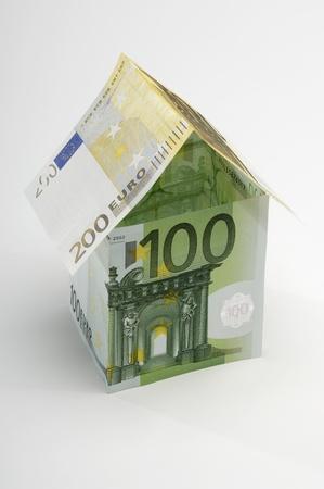House of Paper Money Stock Photo - 12737149