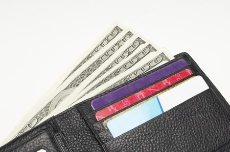 Wallet Full of Money Stock Photo - 12737175