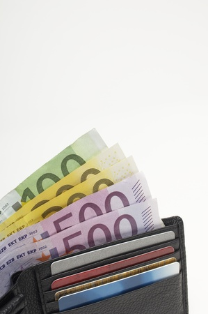 Wallet Full of Money Stock Photo - 12737176
