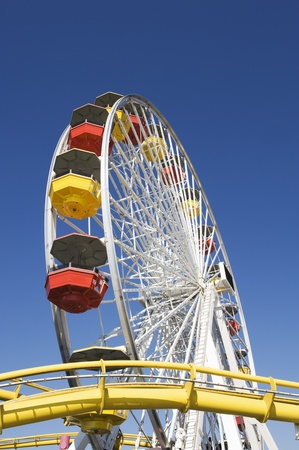Big wheel California Stock Photo - 12735280