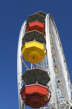 Big wheel California Stock Photo - 12735275