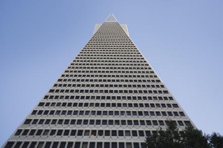 Transamerica Buiding San Francisco California Stock Photo - 12735257