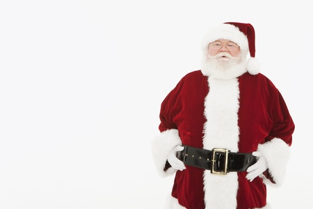 Santa Claus portrait Stock Photo - 12735122