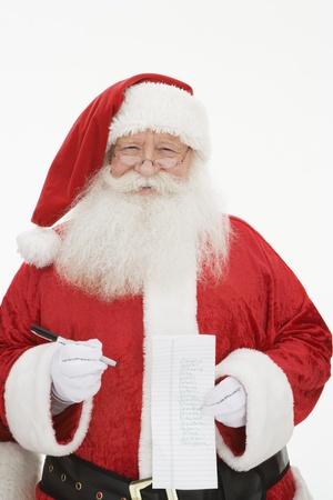 Santa Claus portrait LANG_EVOIMAGES