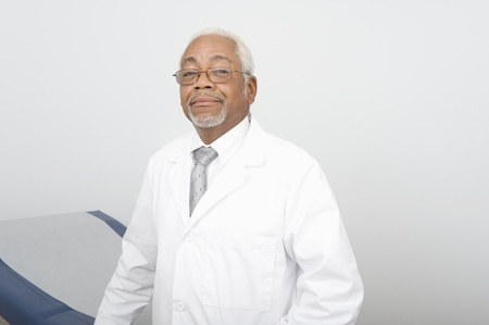 Senior healthcare professional Stock Photo - 12738076