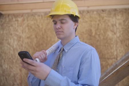 building site: Building site inspection