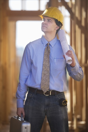 Site inspection Stock Photo - 12738393