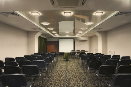 A meeting room Stock Photo - 12738458