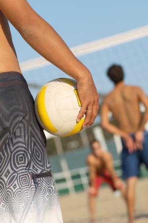 volleyball team: Beach Volleyball
