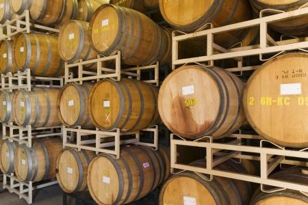 casks: Wine Casks