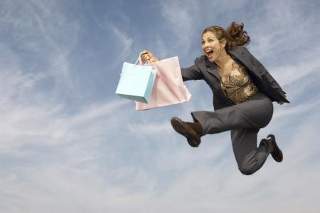 hurrying: Businesswoman Running LANG_EVOIMAGES