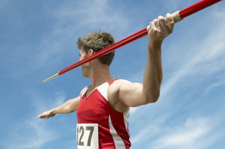 beforehand: Javelin Thrower