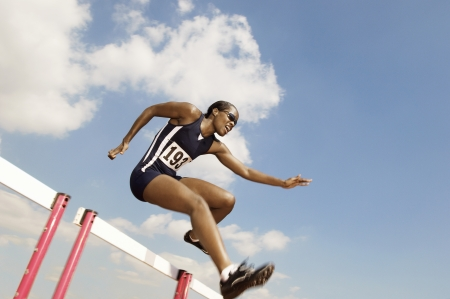 commitment committed: Runner Clearing Hurdle