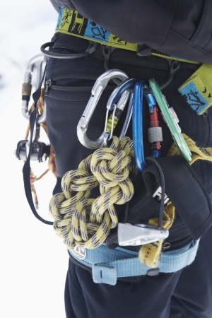 beforehand: Mountaineers Equipment Belt