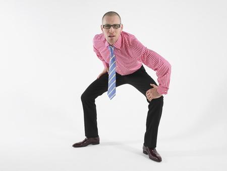 silhouettable: Uomo d'affari LANG_EVOIMAGES