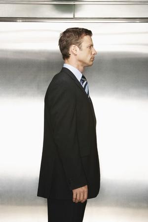 labouring: Profile of Businessman