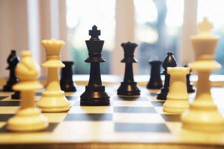 strategically: Chess Game