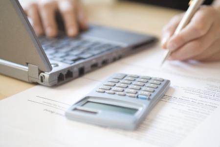 calculadora: Banca en L�nea