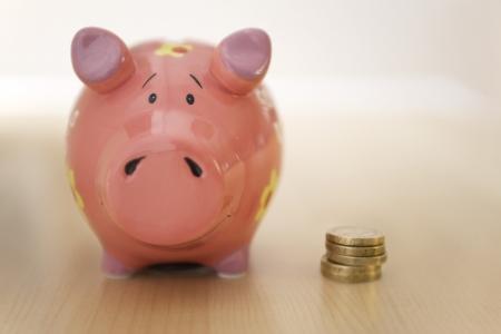 piggie bank: Saving Money LANG_EVOIMAGES