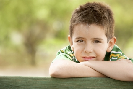 spaniards: Boy Smiling