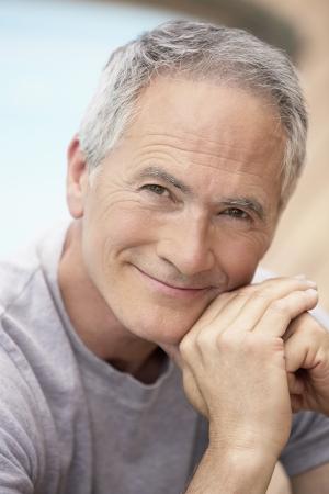 60s adult: Older Man
