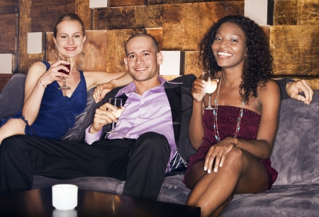 Friends Socializing Stock Photo - 18886694