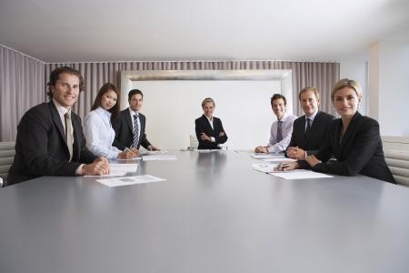 sala de reuniones: Los empresarios, en la Sala