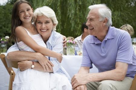 late fifties: Family Picnic