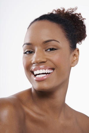 ethnic mixes: Beautiful Young Woman