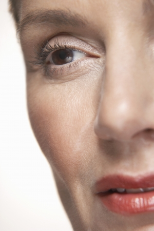 fortysomething: Middle-Aged Woman