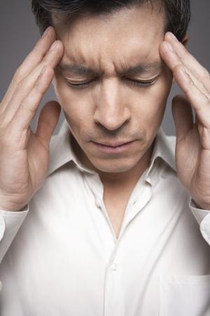 maladies: Man With a Headache