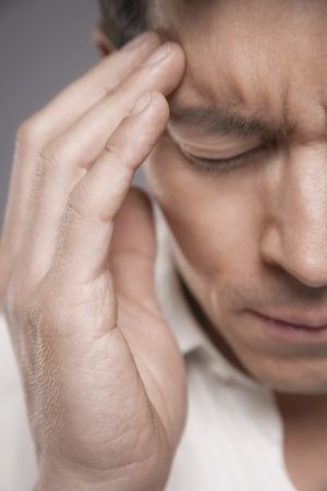 maladies: Man With a Headache