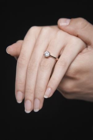 anillo de compromiso: Compromiso