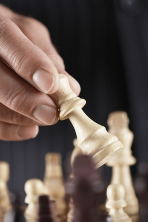 strategically: Playing Chess