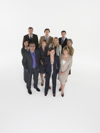 fortysomething: Group of Businesspeople